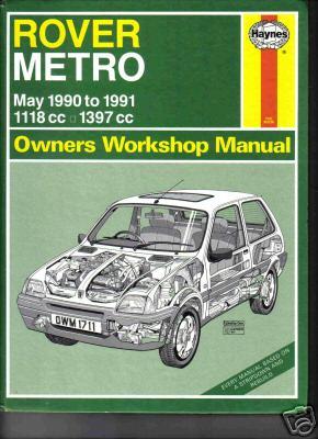 Rover Metro