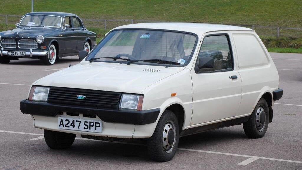 Josh Goddard's Mk1 Van